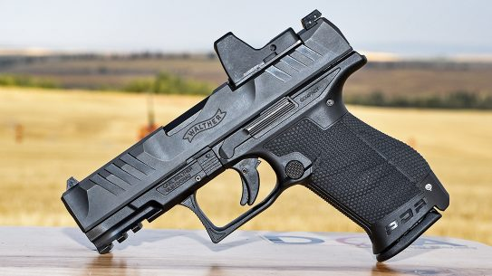 The new Walther PDP Compact will shine for concealed carry.