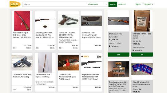Ammo Inc Gunbroker acquisition