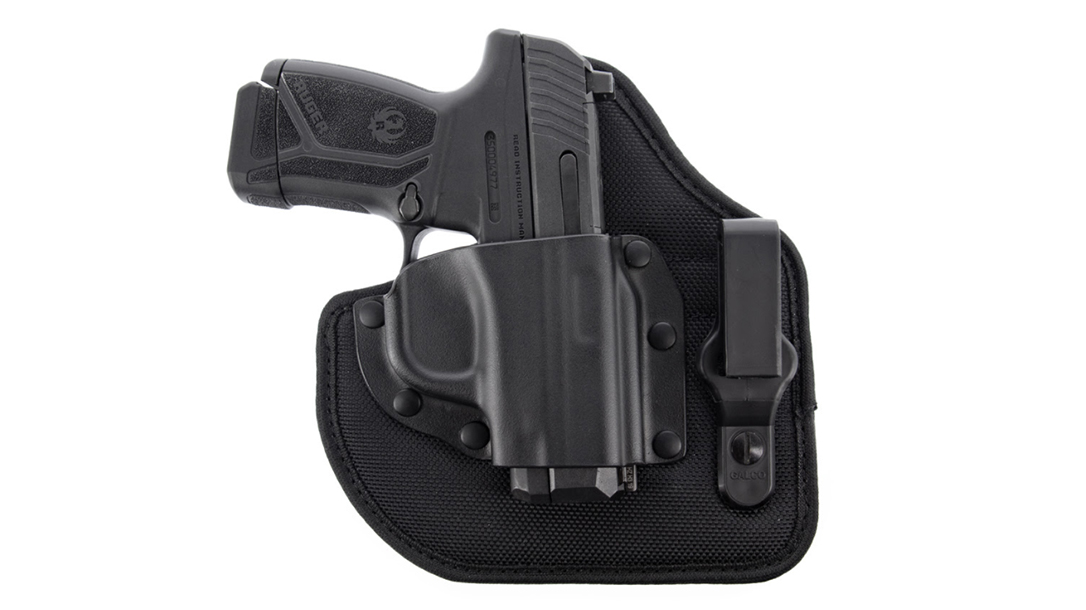 Galco launched several different fits to accommodate the new Ruger Max-9.