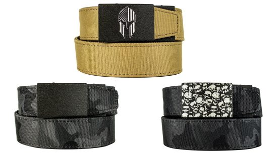Nexbelt launched several new EDC belts for 2021.