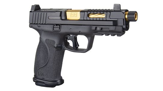 The Ed Brown F4 updates the company's Fueled Series of pistols.