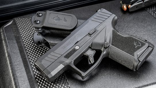 The author came away so impressed with the Taurus GX4 it's now his daily carry gun.