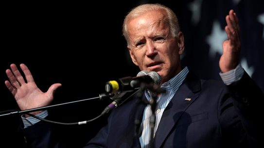 Joe Biden Gun Control, Young Americans Gun Control
