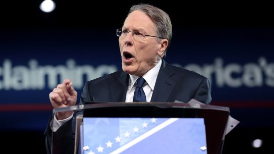 Judge Dismisses NRA Bankruptcy Case