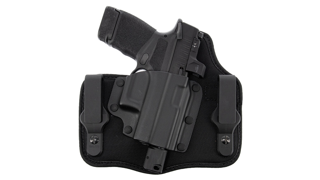 Galco released several KingTuk holster fits for the Springfield Hellcat RDP.