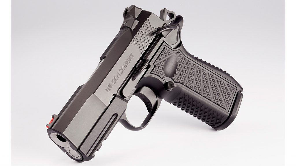 The Wilson Combat SFX9 comes fully loaded for all-day carry.