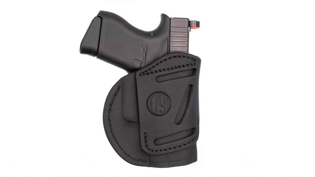 1791 Gunleather 4-Way pistol holster