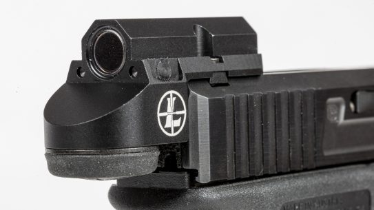 The Leupold DeltaPoint Micro comes ready for EDC.