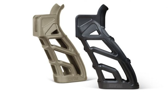 The Adaptive Tactical LTG provides weight savings.