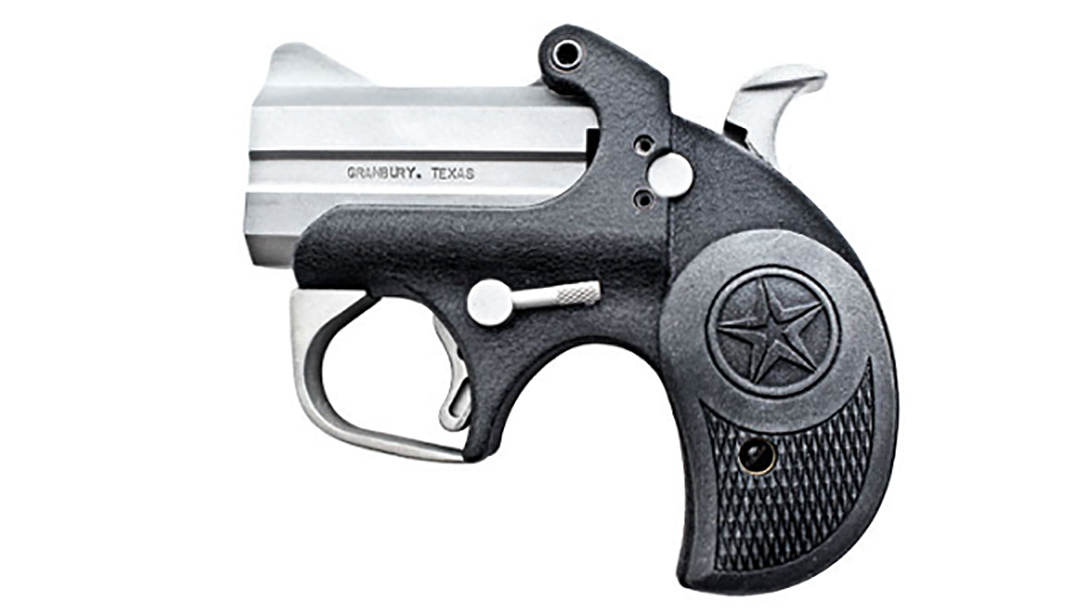 The Bond Arms Backup beats the heat for summertime carry.
