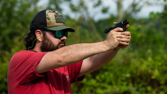 The Ruger LCP MAX comes built for carry.