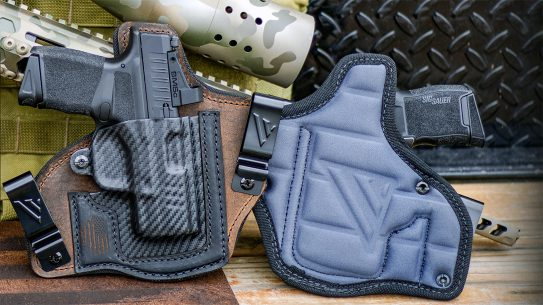 The Versacarry Rebel IWB holster comes ready for carry-optics.