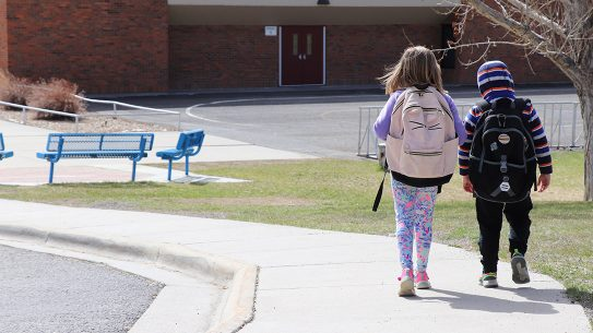 Sending your children to school in this day and age is getting scarier. Companies like Chase Tactical and Armored Republic help take some of the fear out of it.