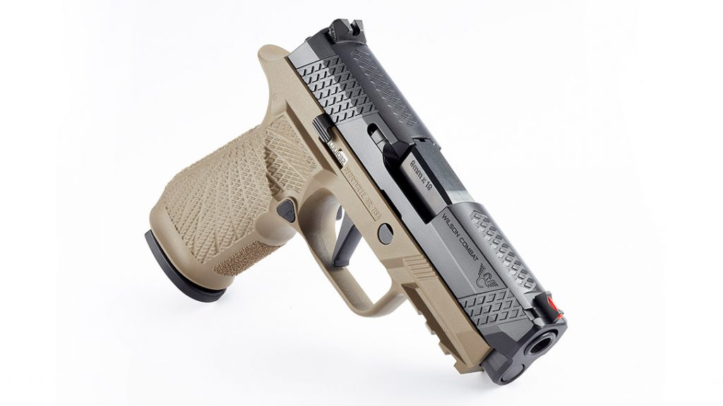 The WCP320 Carry is a professional EDC pistol that even a novice can appreciate. Photo: Manufacturer