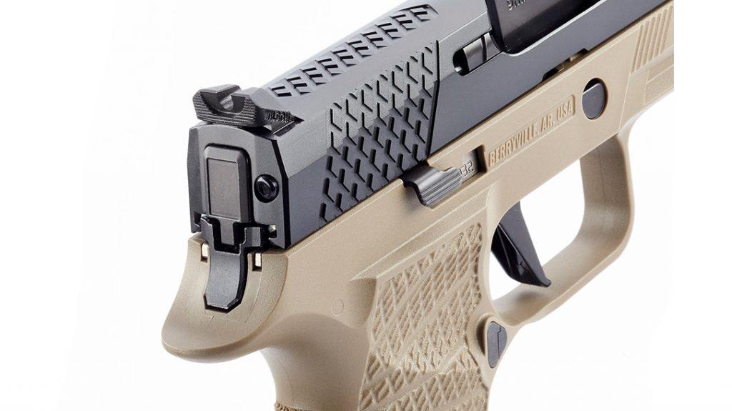WCP320 Carry EDC pistol detail shot. Photo: Manufacturer