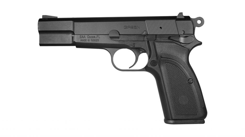 The Girsan MC P35 Semi-Auto Pistol
