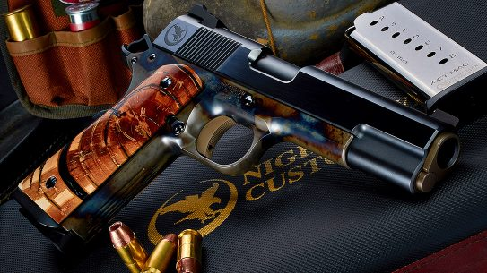 These 5 high end 1911s top the shooter's dream bucket list.