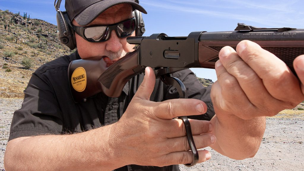 As with any weapon chosen for self-defense, you should seek professional training to maximize your effectiveness with a lever-action rifle.