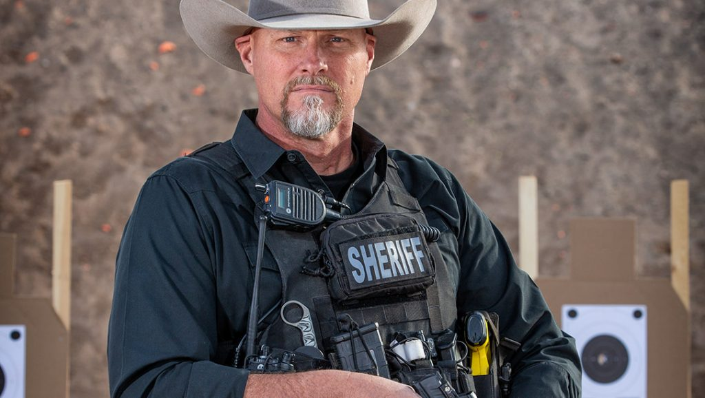 Sheriff Mark Lamb found the new Walther Performance Duty Pistol to be seriously accurate.