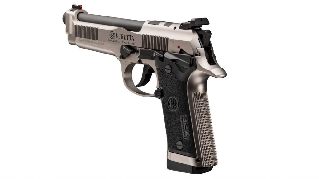 Beretta 92X Performance Defense is ready for IDPA competition.