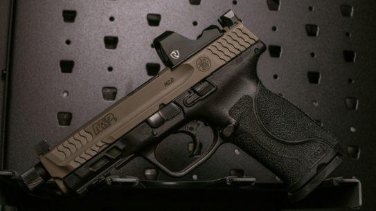 Two new pistol sights from Riton Optics.