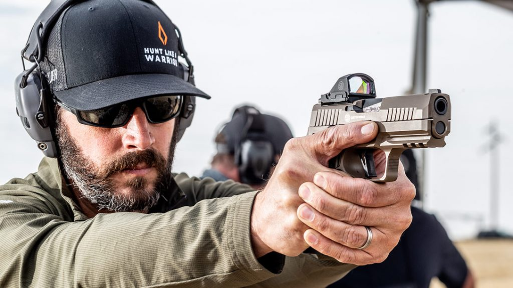 The AXG Scorpion is ideal for conceal carry.