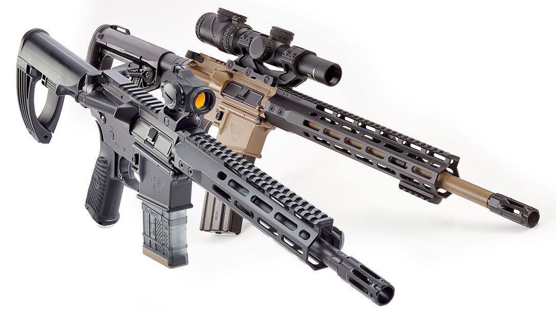 Two home defense powerhouses from Wilson Combat.