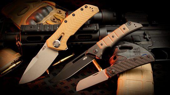 Three Zero Tolerance Knives are hard use for all occasions.