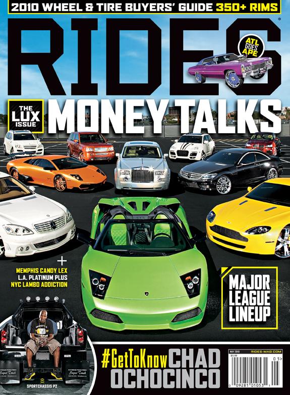May 2010 Rides Magazine