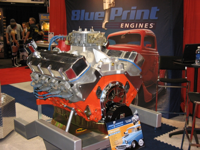 Blueprint engines pumps up their engine line rides magazine stock malvernweather Choice Image