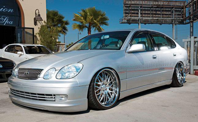 1999 Lexus GS 300 - Rides Magazine