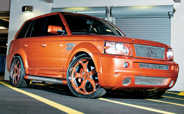 rides cars mc&a customs range rover sport francisco cordero cincinnati reds