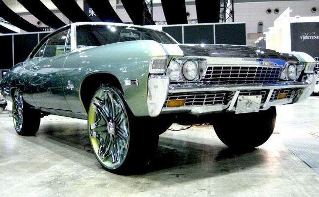 rides cars 1968 68 chevy chevrolet impala