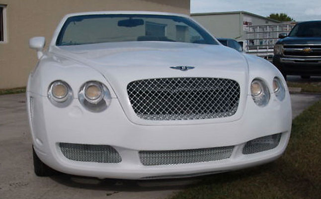 Chrysler 300 bentley conversion kit