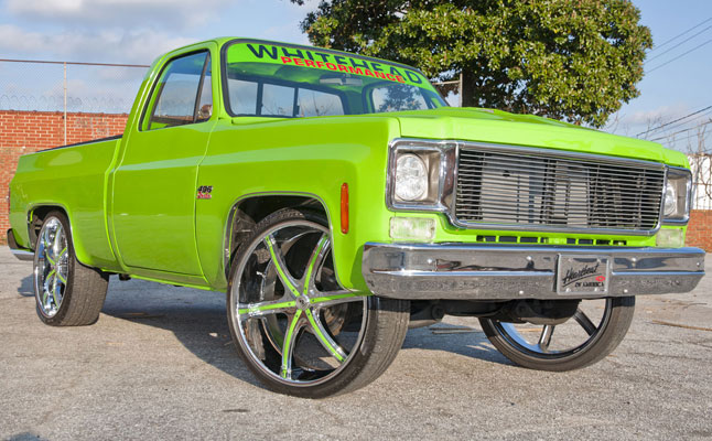 cars rides chevrolet chevy c/k pickup