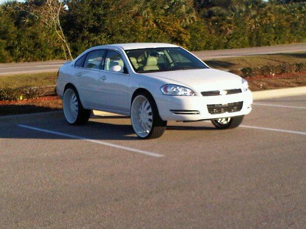 Chevrolet Impala Rides Magazine