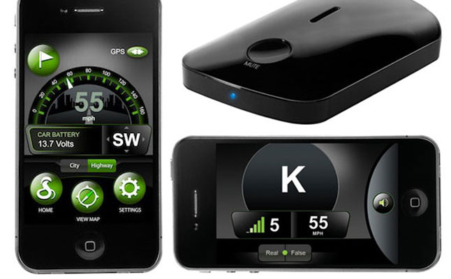 rides cars cobra iradar apple iphone detector radar
