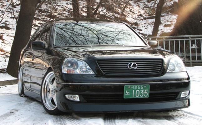 rides cars 2005 lexus LS430 VIP South Korea