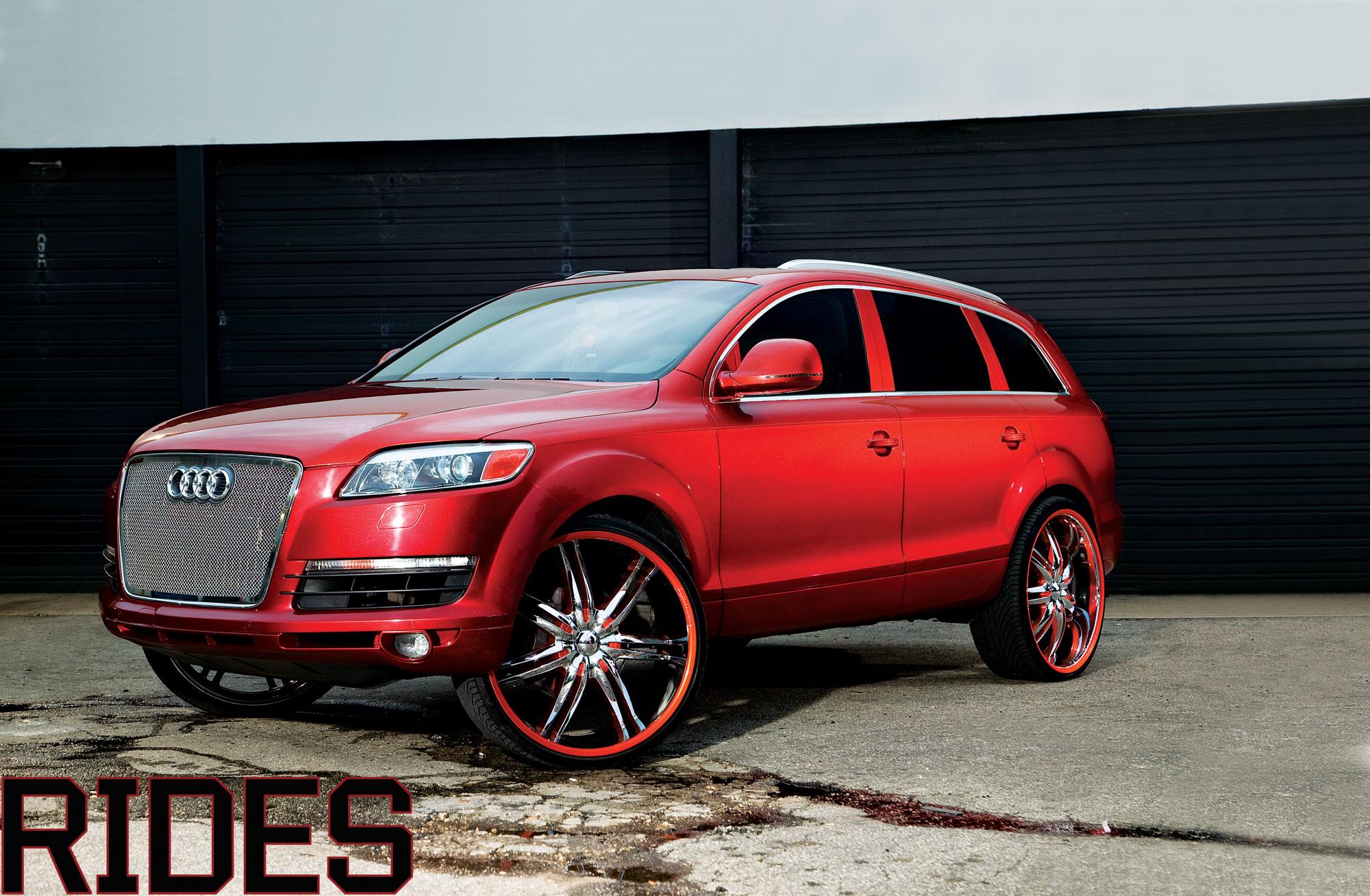 2008 Audi Q7 Rides Magazine