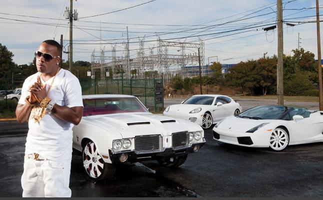 Yo Gotti Rides Magazine cars