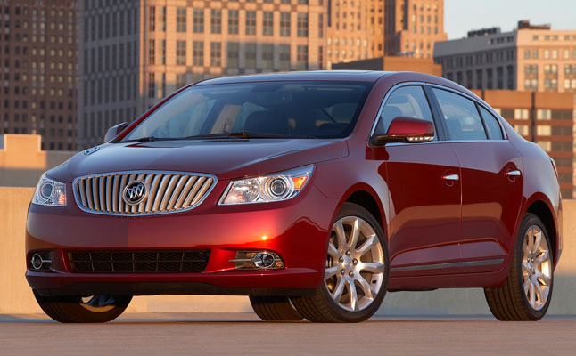 rides cars buick lacrosse