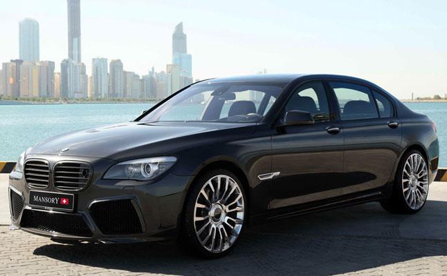 rides cars Mansory-BMW-7-Series
