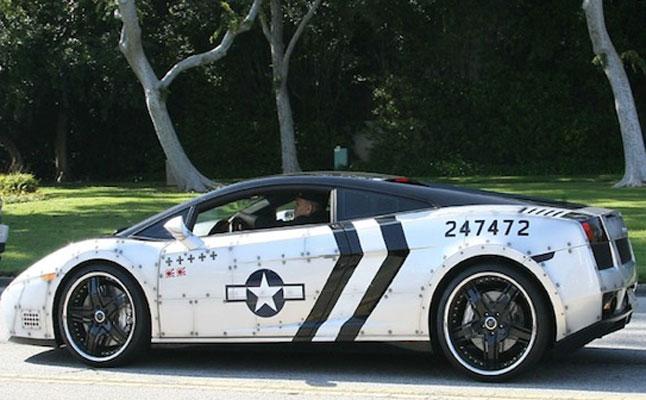 rides cars Chris-Brown-Lamborghini-Gallardo