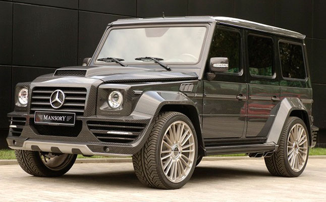 rides cars mercedes-benz g55 mansory russia amg