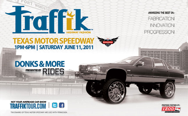 Hit The Traffik Tour At Texas Motor Speedway Rides Magazine - Texas motor speedway car show