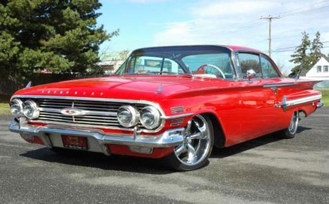 rides cars 1960 chevy impala chevrolet