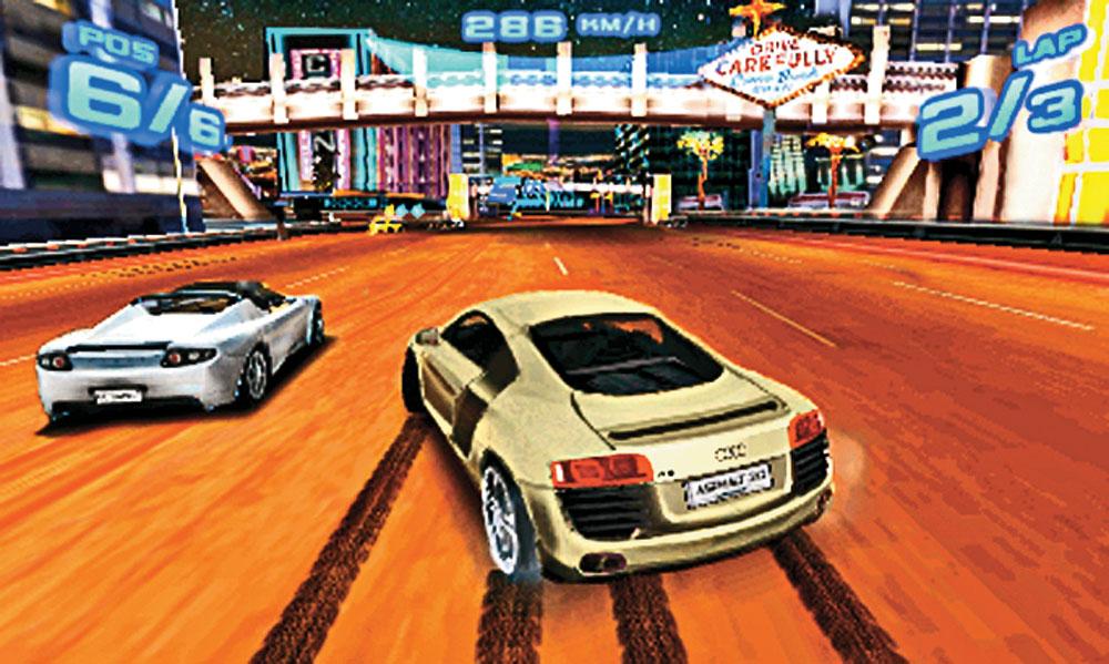 Car Control Asphalt D MotoGP Rides Magazine - Audi car 3d games