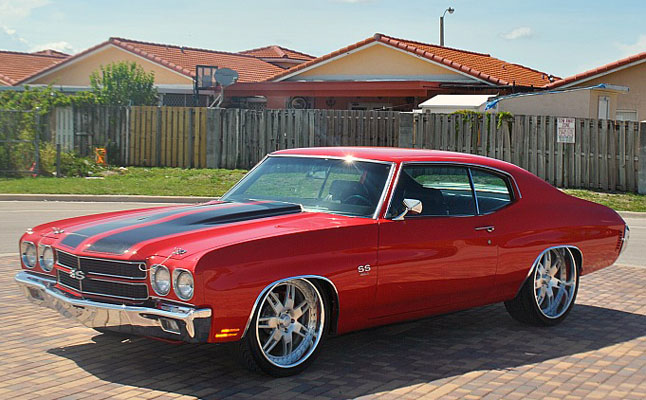 rides cars chevy chevrolet chevelle ss v8