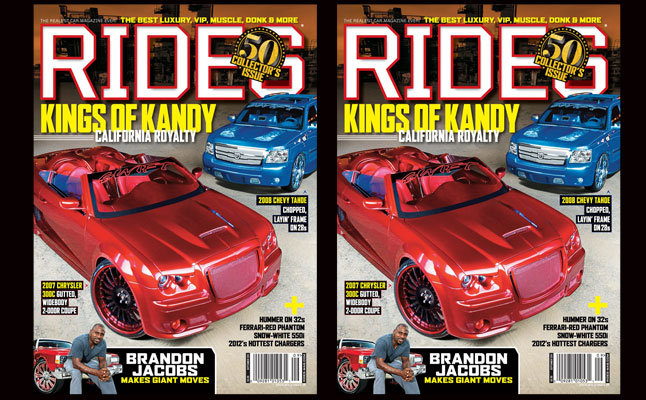 rides cars issue 50