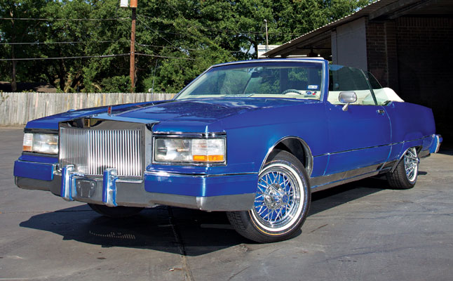 Texas Special 1980 Oldsmobile Ninety Eight Convertible